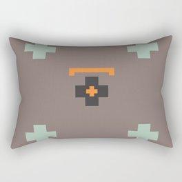 figuraciones 2 Rectangular Pillow
