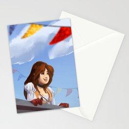 Garnet 'Dagger'   Final Fantasy IX Stationery Cards