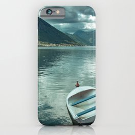 Bay of Kotor iPhone Case