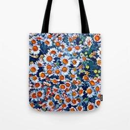 chrydsanthemum Tote Bag