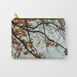 meticulous maple veins Carry-All Pouch