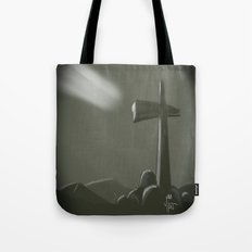 Inspired Cross Tote Bag