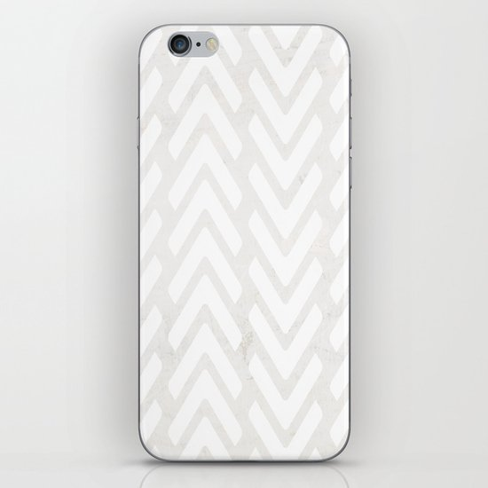 Chevron Tracks iPhone & iPod Skin