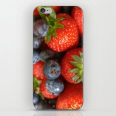 Summer Fruits iPhone & iPod Skin