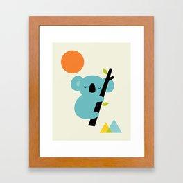Little Dreamer Framed Art Print