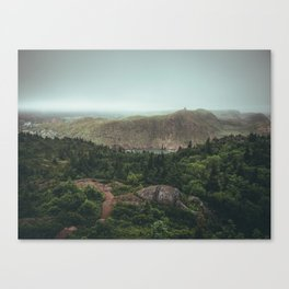 Signal Hill Canvas Print
