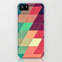 xy tyrquyss iPhone Case