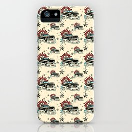 The Road So Far Vintage iPhone Case