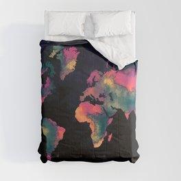 world map 74 Comforters