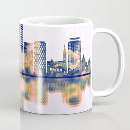 Cardiff Skyline Coffee Mug