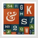 A Celebration of Typographic Form by michaelstidham