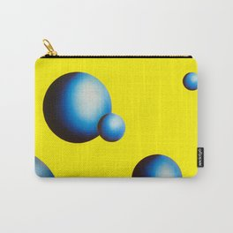 Melt in Yellow Carry-All Pouch