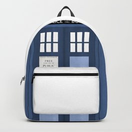 Doctor Who, Tardis Backpack
