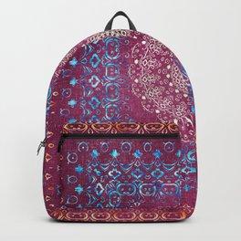 Old Bookshop Magic Mandala Backpack