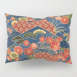 Japan Quilt Pillow Sham