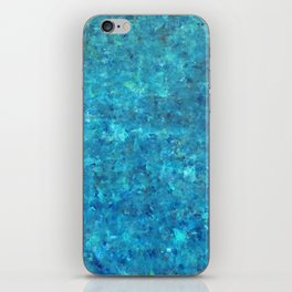 Liquid Cashmere iPhone Skin