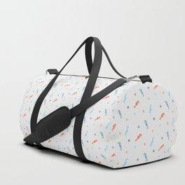 Seahorses and Starfish Duffle Bag