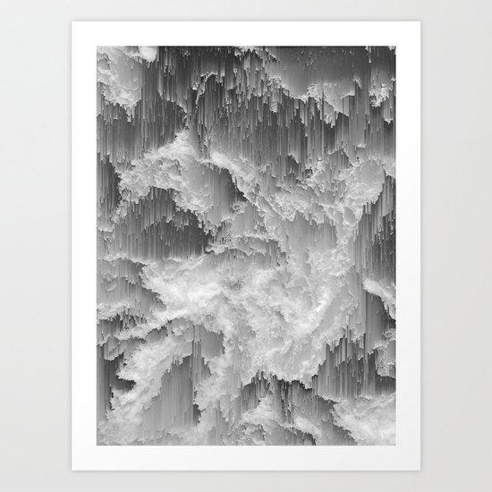 Sea Drift Art Print