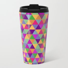 In Love with ▲ Travel Mug