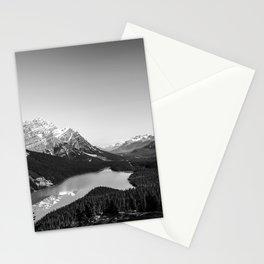 Peyto Lake   Alberta   Canada Stationery Cards