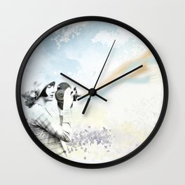 The Photographer Wall Clock