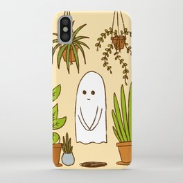 Ghostly Garden iPhone Case