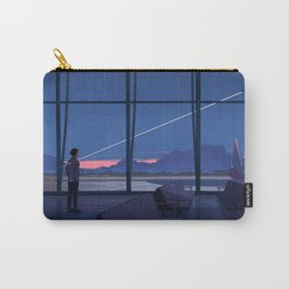 Until We Meet Again Carry-All Pouch