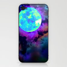 Moonshroud iPhone & iPod Skin