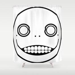 Nier: Automata Shower Curtain