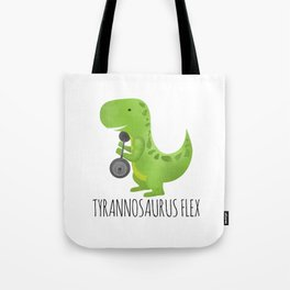 Tyrannosaurus Flex Tote Bag