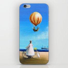 Hope 2 iPhone Skin