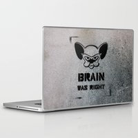 political Laptop & iPad Skins featuring Getting Political by Cowabunga