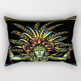Divine Sacrifice Rectangular Pillow