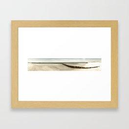 Groin III Framed Art Print