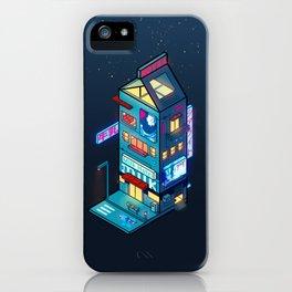 Cyberpunk Milk iPhone Case