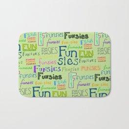 Funsies Bath Mat