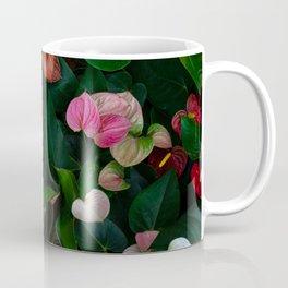 Colorful of Anthurium Coffee Mug