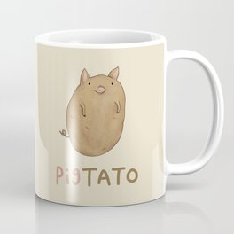 Pigtato Coffee Mug