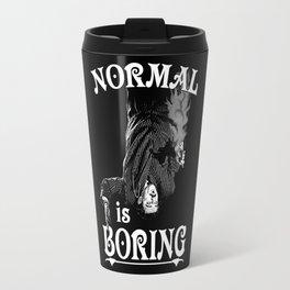 Gomez: Normal is Boring Travel Mug