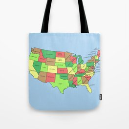 This Land Isn't Your Land Tote Bag