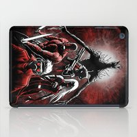guardians of the galaxy iPad Cases featuring Legendary Guardians by Fuacka