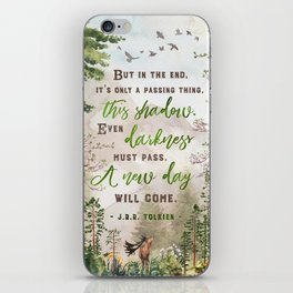 But in the end iPhone Skin