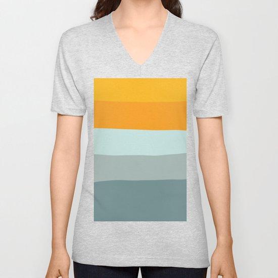 Zen Ocean Stripes by junejournal