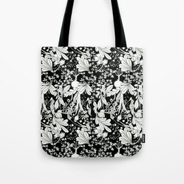 Venus Flowers Tote Bag