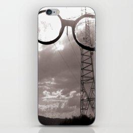 Giants in the Sky iPhone Skin