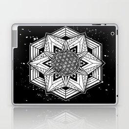 Flower of Life Mandala Laptop & iPad Skin