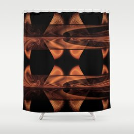 The Strawberry Incident - The Sugar Cane Mutiny v.1 Shower Curtain