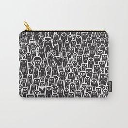Pingu Ville Black Version Carry-All Pouch