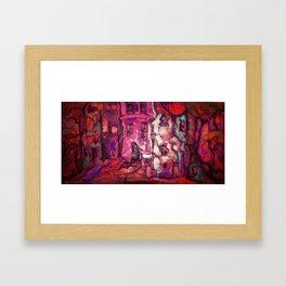 Favorite Dream Framed Art Print