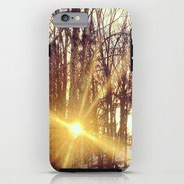 Magic still happens in this world iPhone Case